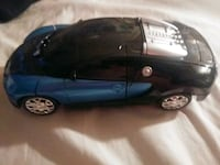 blue and black coupe die-cast model Edmonton, T6X 1C2