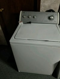 white top-load clothes washer Hamilton, L9B 1A5