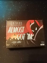 Batman The Animated Series - Almost Got 'Im card game Dorval