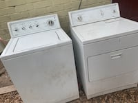 Washer and Dryer  Pharr, 78577