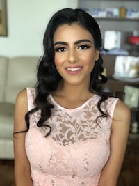 Wedding makeup Brampton