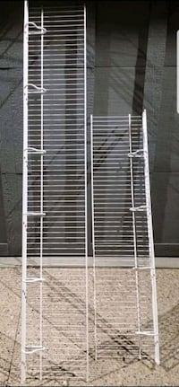 2 - WIRE SHELVES!! **(COMES WITH THE HARDWARE!!)** Edmonton, T6R