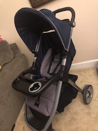 baby's black and gray stroller Baytown, 77520