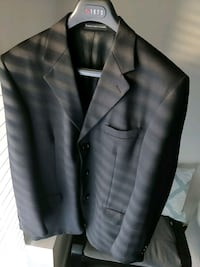 "Moores suit jacket size large arm 25.5"" length 33"""