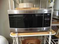 stainless steel and black microwave oven Jeffersonville, 47130