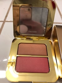 Tom Ford NEW Sheer Cheek Duo  05 Lissome Blush Highlighter Makeup New Toronto, M8W 3P3