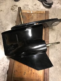 Mercruiser bravo 1 lower unit Paint, 15963