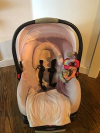 Grace Click Connect Jogger& Car seat