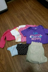 Girls Onesie/pants bundle Staunton, 24401