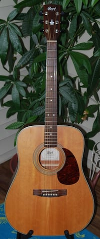 Acoustic guitar by Cort Wadsworth, 44281