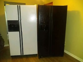 Kenwood Refrigerators with ice maker 2 for 750$