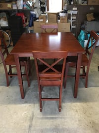 Kitchen tables and chairs