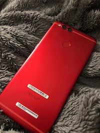Honor 7 X  RED Limited Edition Mission, 78572