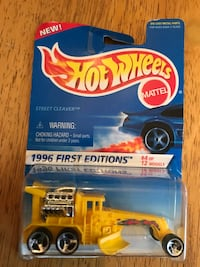 Hot wheels car collectible , #4 of 12 made