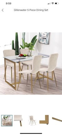 Dinning Chairs for Sale (set of 4) from Wayfair New York, 10001