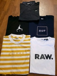 Men's size L and above tees Vancouver, V6B 1T1