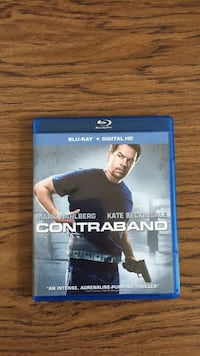 Contraband Blu-ray disk Mount Pleasant, 84647