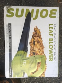 Brand new Sun Jose leaf blower