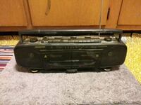 Soundesign Boombox With Dual Cassete Deck Baltimore, 21206
