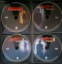 Movies Only $2 each Disc, Action,Horror  Pembroke Pines, 33024