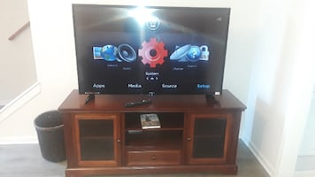"55"" inch Westinghouse TV & TV Stand"