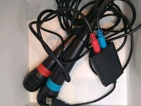 2x usb singstar Playstation microphones Toronto, M8Z 5L6