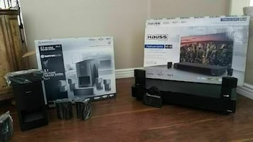 Home theater Sound  Sytems New!! $160