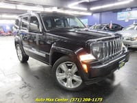 2012 Jeep Liberty - Jet Edition - Limited  Gainesville