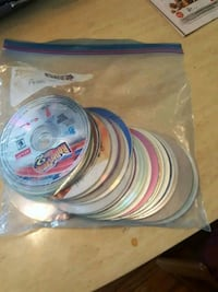 FREE bag of CDs Calgary, T2B 0J2