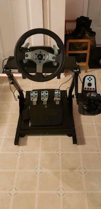 Logitech G25 PC Gaming Steering Wheel and Stand