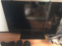black Sony flat screen TV Alexandria, 22304