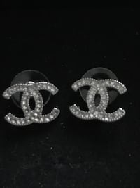 Chanel Moscova Earrings Authentic Guelph, N1G 2X6