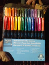 assorted color pencils in pack Kitchener, N2M 2T9