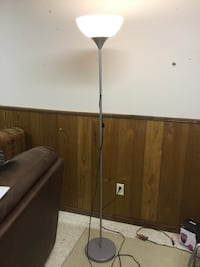 IKEA floor lamp . Good condition.  Oakville, L6H 3J9