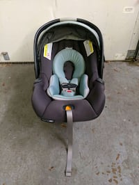 Chicco KeyFit 30 Zip Infant Car Seat in Serene with FOUR Bases Fairfax, 22030