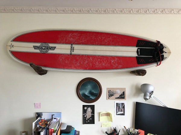 Walden Magic 68 Superwide Surfboard