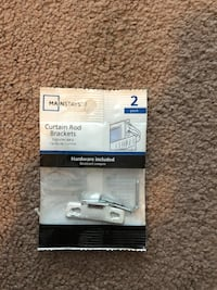 Curtain rod packet! Willow Spring, 27592