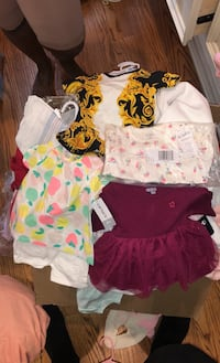 Baby outfits 6 months