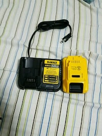 two black and yellow battery chargers Bronx, 10457