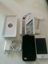 IPhone 4s bianco 16GB Napoli, 80128