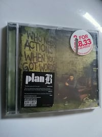 cd Plan B - the best debut  of the year