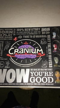 Cranium game board Sebastian, 32958