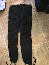 Black womens lounging pants Edmonton, T6J 4M5