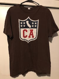 Men's California T-Shirt, size XL Paramount, 90723