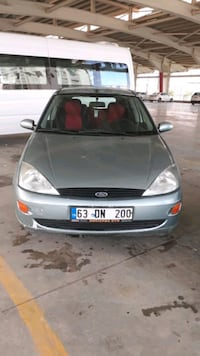 2001 - Ford - Focus Bey