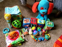 Gently used baby toys Guelph, N1L 1N2