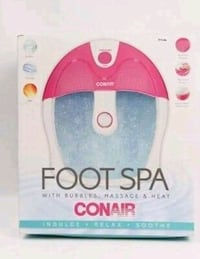 Used Conair Foot Spa For Sale In St Peters Letgo