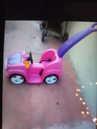 toddler's pink and purple ride on toy Los Angeles, 90029