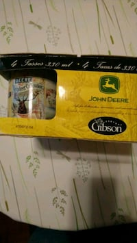John Deere Collectable Coffee Mugs