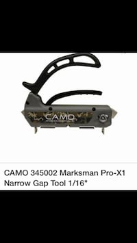 CAMO Edge Deck Fastening System